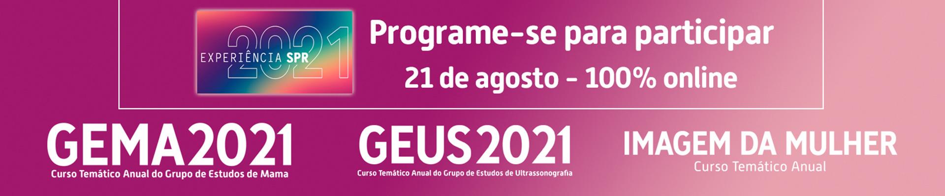 GEMA, GEUS e IMAGEM DA MULHER 2021