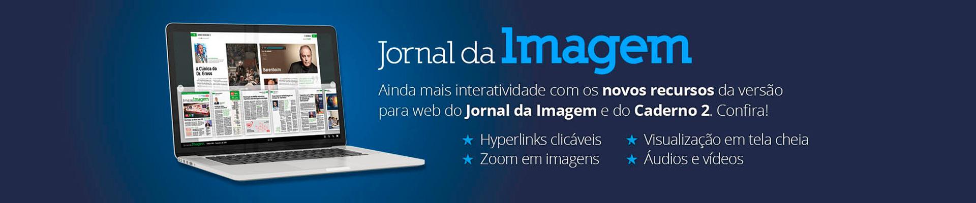 Nova versão do Jornal da Imagem