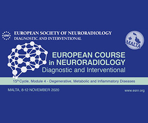 European Course in Neuroradiology Diagnostic and Interventional