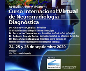 Curso Internacional Virtual de Neuro