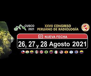XXVII Congresso da Sociedade Peruana de Radiologia (SOCPR)