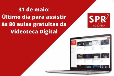 Últimos dias para assistir às 80 aulas gratuitas da Videoteca Digital