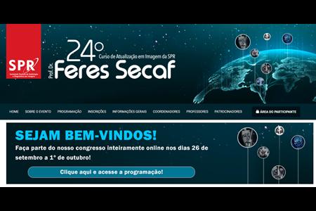 Plataforma virtual do Curso Feres Secaf online já está disponível!