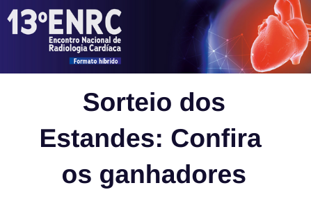 Confira os sorteados da campanha realizada no ENRC 2020