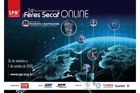 Inscrições abertas para o 24º Curso Feres Secaf!