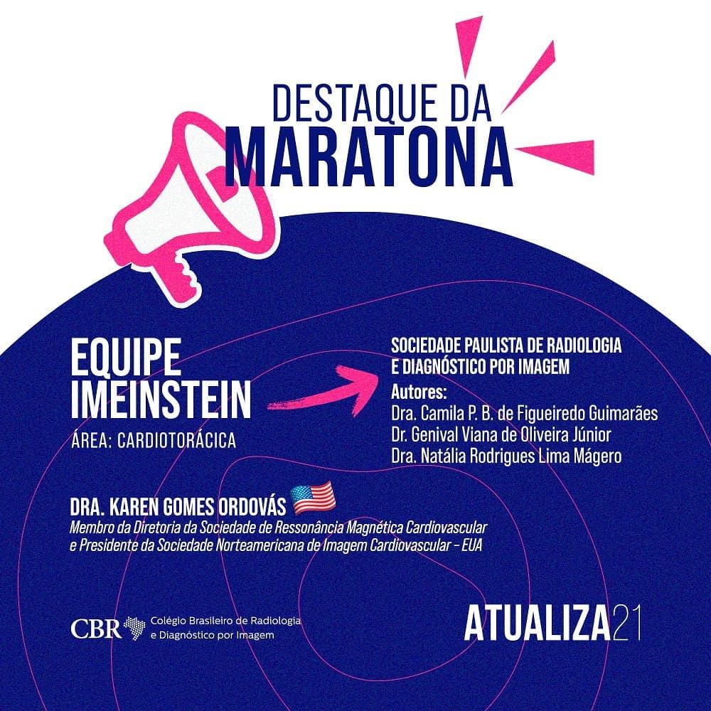 Caso selecionado pela SPR é destaque na Maratona do ATUALIZA21