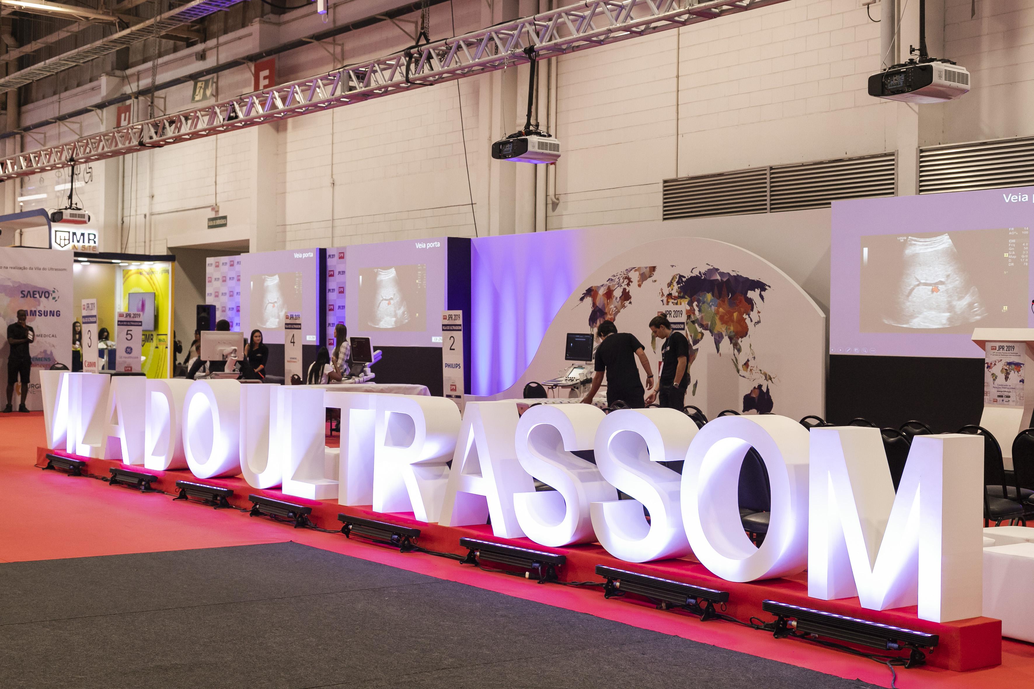 Ultrassom: envie perguntas para a Sessão de Discussão e Aprendizado Prático