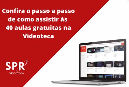 Saiba como assistir às 40 aulas gratuitas da Videoteca Digital