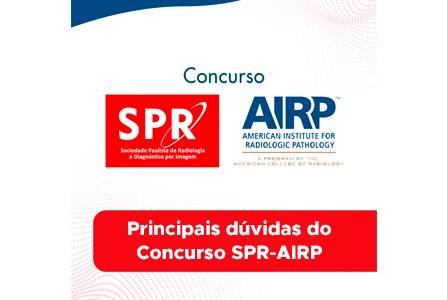 Confira as principais dúvidas recebidas sobre as inscrições para o Concurso SPR-AIRP