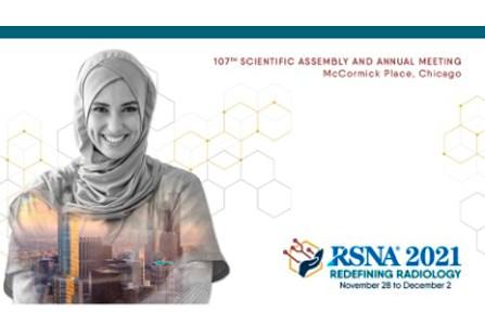 Garanta a sua inscrição para o RSNA 2021
