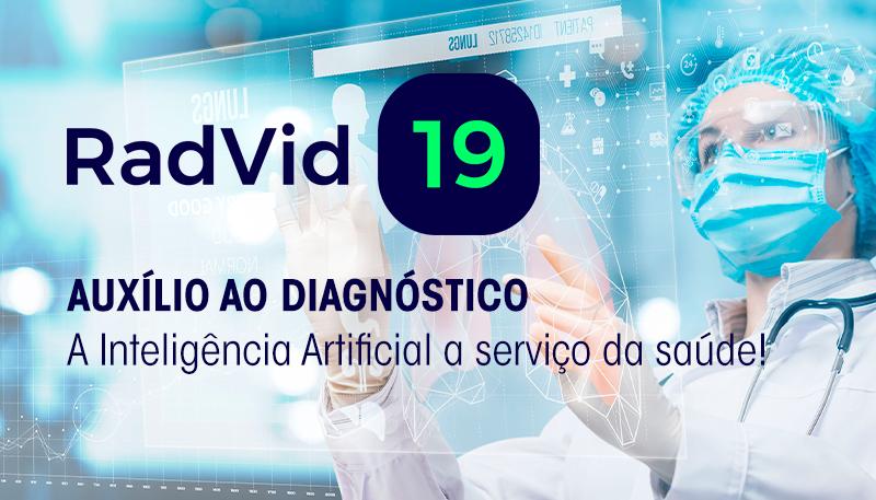 HC cria plataforma para auxiliar profissionais no diagnóstico ágil da COVID-19
