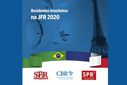 SPR e CBR contemplarão residentes brasileiros para participarem da JFR 2020!