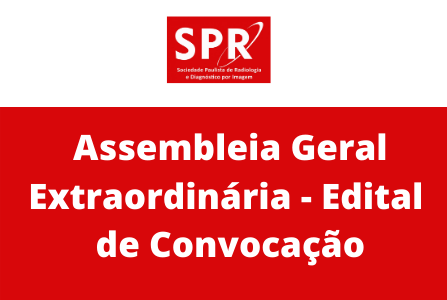 Assembleia Geral Extraordinária - Edital de Convocação