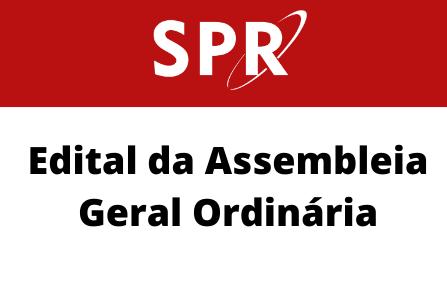 Confira edital de convocação para Assembleia Geral Ordinária