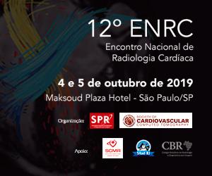 12º Encontro Nacional de Radiologia Cardíaca